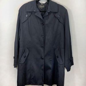 Fen•nelli water resistant coat